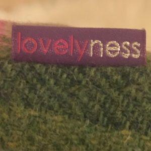 Ness Accessories - Ness Tweed wool hat   EUC